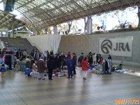 中山競馬場 フリーマーケット